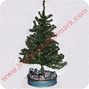1993 Holiday Express Tree - TREE ONLY