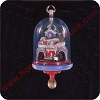 1993 Round the Mountain - motion - MiniatureHallmark Christmas Ornament