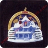 1994 Merry Flight - MiniatureHallmark Christmas Ornament