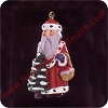 1994 Centuries of Santa #1 - Miniature  DB