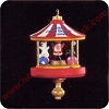 1995 Santa's Little Big Top #1 - Miniature