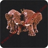 1996 African Elephants - Miniature