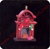 1997 Ready for Santa, Club - MiniatureHallmark Christmas Ornament
