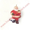 1998 Centuries of Santa #5 - Miniature