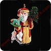 1999 Centuries of Santa #6 - Miniature