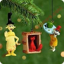 2000 Miniature Green Egss And Ham Dr Seuss Hallmark