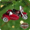 2000 Mini Harley-Davidson #2 - Miniature