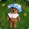 2000 Teddy Bear Style #4 - MiniatureHallmark Christmas Ornament
