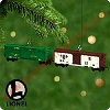 2000 Lionel Norfolk and Western #2 - MiniatureHallmark Christmas Ornament