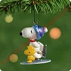 2001 Winter Fun with Snoopy #4 - Miniature