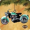 2002 Mini Harley Davidson #4 - Miniature  DB