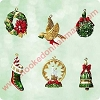2003 Symbols of Christmas CLUB - Miniature