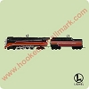 2004 Lionel Steam Locomotive & Tender - Miniature