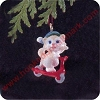 1989 Kittens In Toyland #2 - MINIATUREHallmark Christmas Ornament