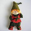 1974 ElfHallmark Christmas Ornament