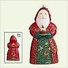 2006 Miniature, Santas Around World, England - Mini