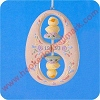 1993 Chicks on a TwirlHallmark Christmas Ornament
