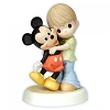 You're A Classic, Mickey Mouse - Disney Precious Moments Hallmark Christmas Ornament