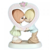 I've Opened My Heart For You - Precious Moments FigurineHallmark Christmas Ornament