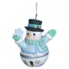 2015 Snowman Jingle Bell - by Precious Moments