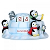 Penguin Advent Calendar - Precious Moments