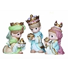 Precious Moments Nativity - Three Kings - 3 Figurines