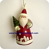 2006 St. NickHallmark Christmas Ornament