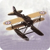 Curtiss R3C-2 Seaplane - Legends in FlightHallmark Christmas Ornament
