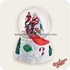 2006 Christmas Story You'll Shoot Yer Eye Out Kid Snow Globe - HARD TO FINDHallmark Christmas Ornament
