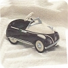 1939 Steelcraft Lincoln Zephyr by Murray Hallmark Christmas Ornament