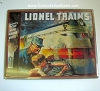 1935 Lionel Catalog Cover Tin Sign