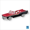 2007 Classic American Car #17 - 1957 Ford FairlaneHallmark Christmas Ornament