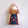 2007 Miniature, Santas Around World, Poland - LOCAL CLUB PIECE