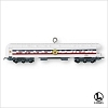 2007 Lionel Freedom Train Observation CarHallmark Christmas Ornament