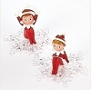 2013 Elf On Snowflake (Boy) by Roman, IncHallmark Christmas Ornament