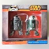 2015 Comic-Con - Dubai: Star Wars R2-Q2 and R2-X2 - RARE only 1500 produced!