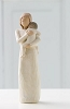 Willow Tree CHILD OF MY HEART - Figurine Hallmark Christmas Ornament
