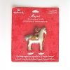 Pony for Christmas MagnetHallmark Christmas Ornament