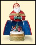 2007 Santa's Music Box - CLUB LIMITED