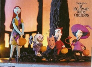 2008 Halloween, Halloween Town Tricksters - Nightmare Before Christmas  SDB