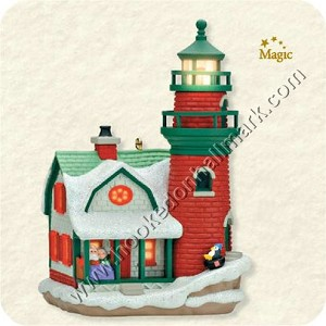 2008 Lighthouse Greetings #12