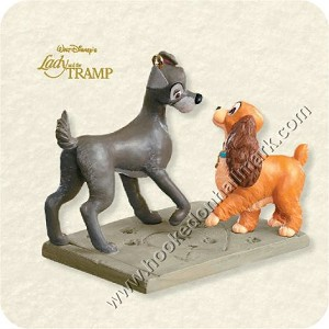 2008 Signs Of Affection - Lady & The Tramp