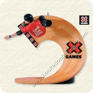 2008 Its X Games! Skateboarding