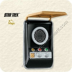 2008 Star Trek Communicator - Sound/lights