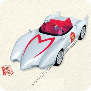 2008 Mach 5, Speed Racer