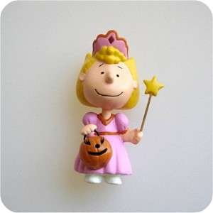 2009 Halloween Peanuts - Princess Sally - HARD TO FIND