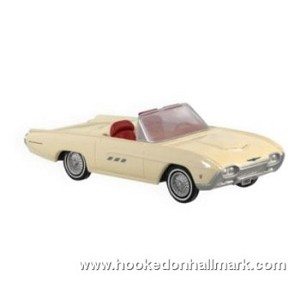 2009 Classic American Cars #19 - 1963 Thunderbird Sports Roadster