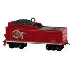 2009 Lionel Holiday Red Mikado Tender