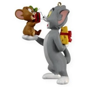 2009 Cat and Mouse Christmas - Hard to find!