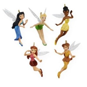 2009 Tinker Bell and Friends - MINIATURE